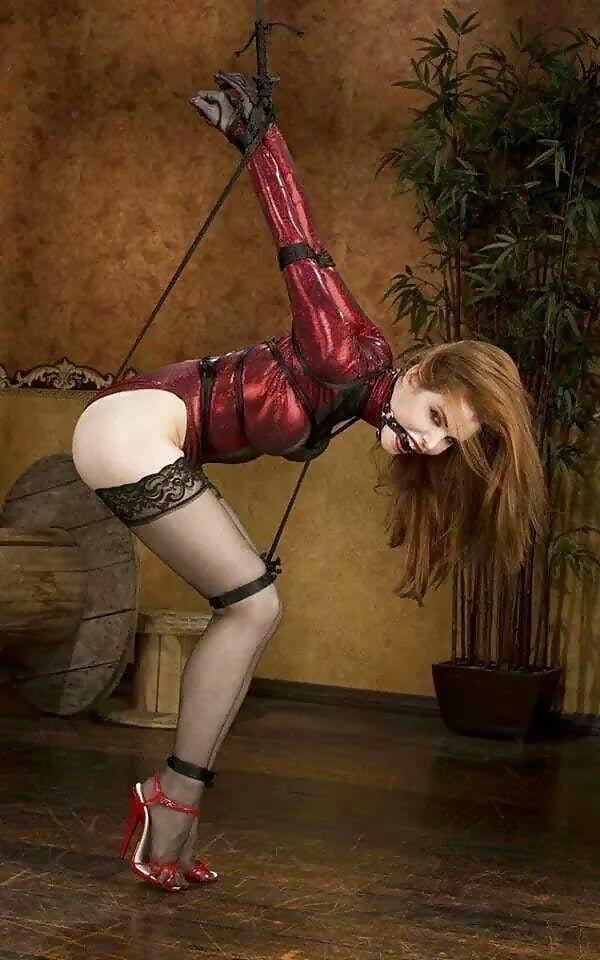 Latex bondage slave tumblr-8001