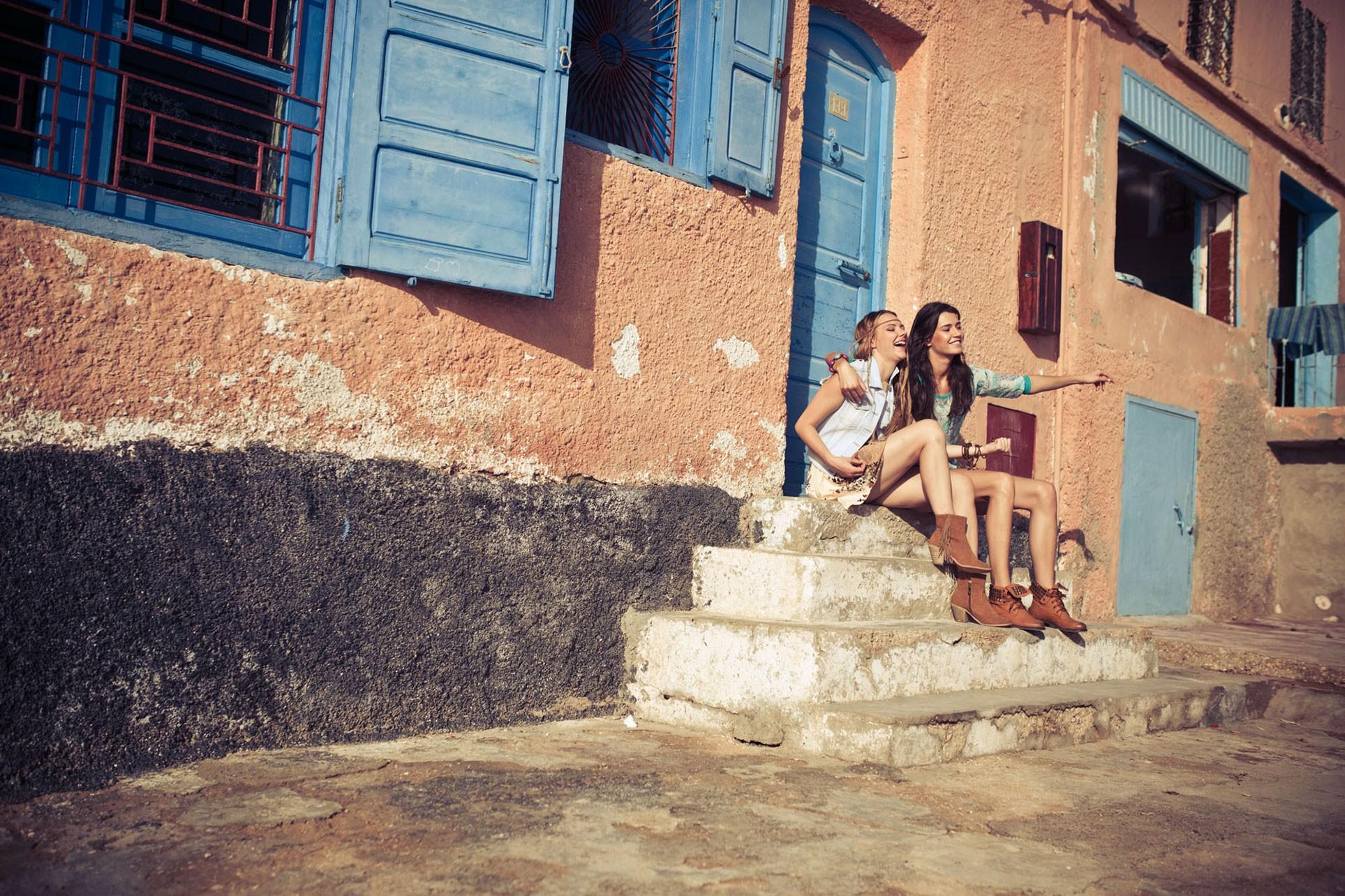 Лето в Марокко, неопубликованные фотографии / Moodo summer 2017 by Marcin Biedron