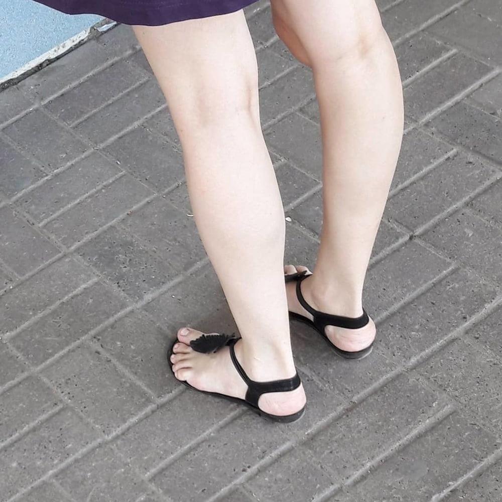 Candid feet porn-6702