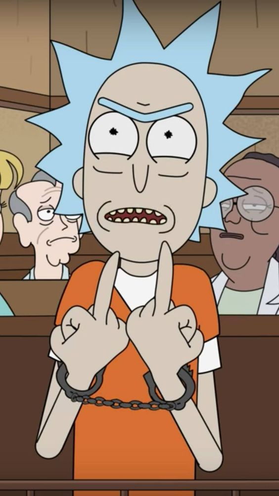 57 Rick and Morty Wallpapers for iPhone and Android 30