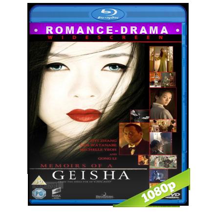 Memorias De Una Geisha [BDRip m1080p][Trial Lat/Cast/Ing][VS][Drama](2005)