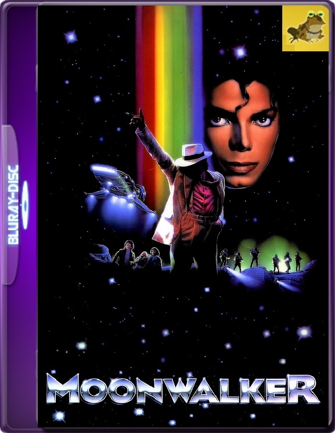 Moonwalker (1988) Brrip 1080p (60 FPS) Latino / Inglés