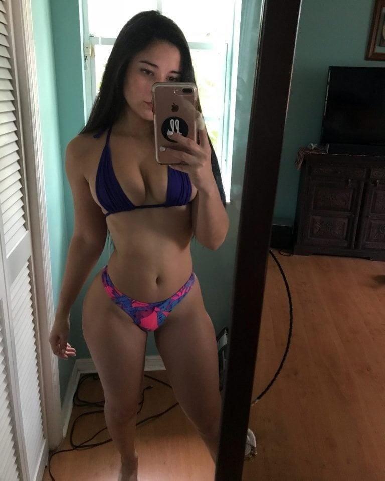 Angie varona nude selfie-2543