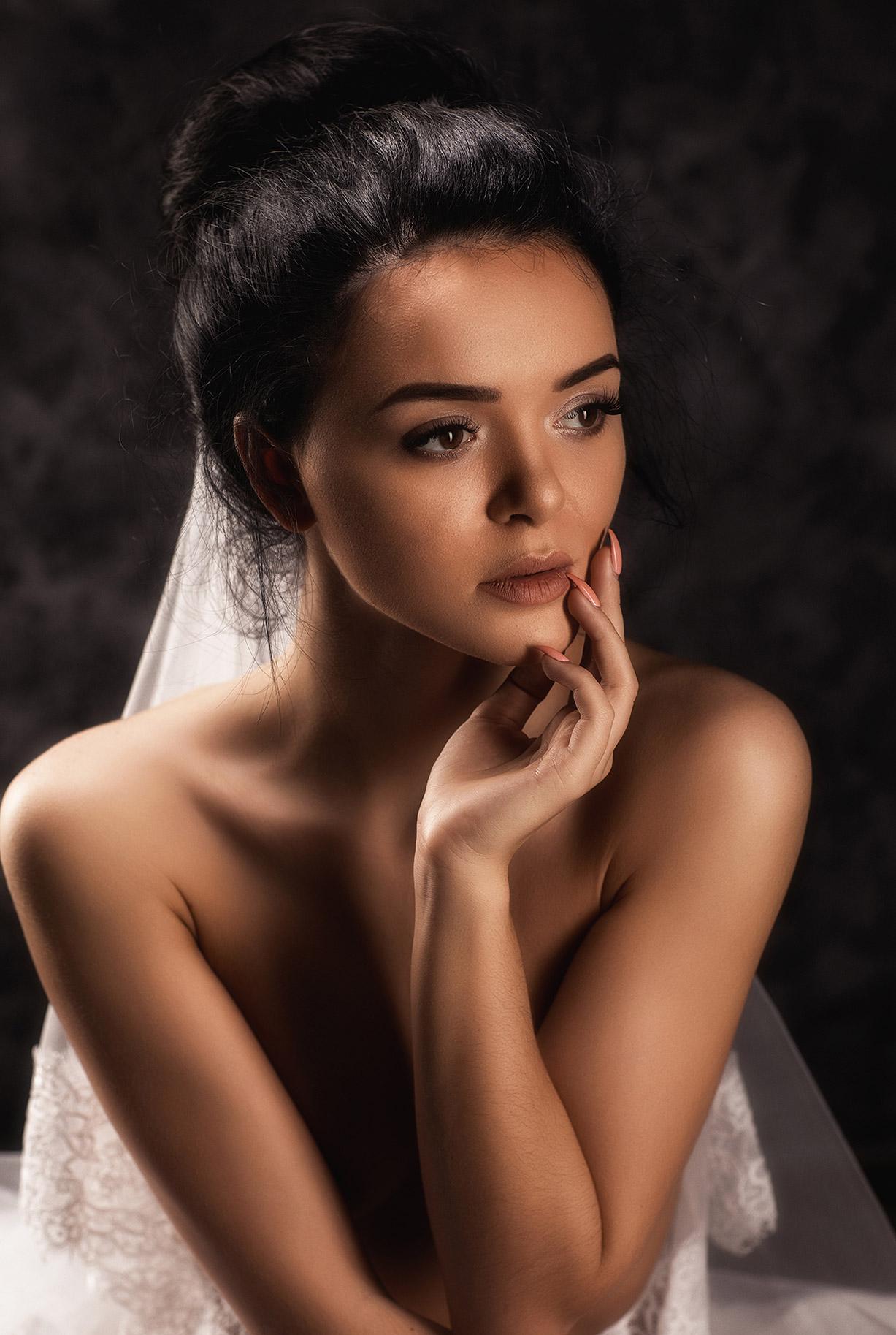 невеста Алина Бош / Alina Bosh by Roman Tretyakov