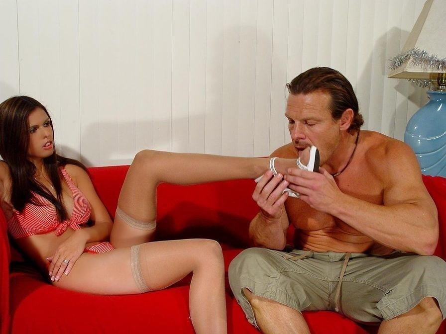Feet sex kiss-3487