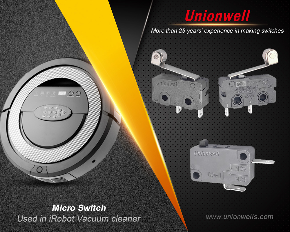 Huizhou Unionwell Technology Co., Ltd Launched New Micro switches With a Wide Range of Innovative Features and Designs For Various Fields