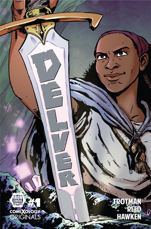 Delver #1-4 (2019)