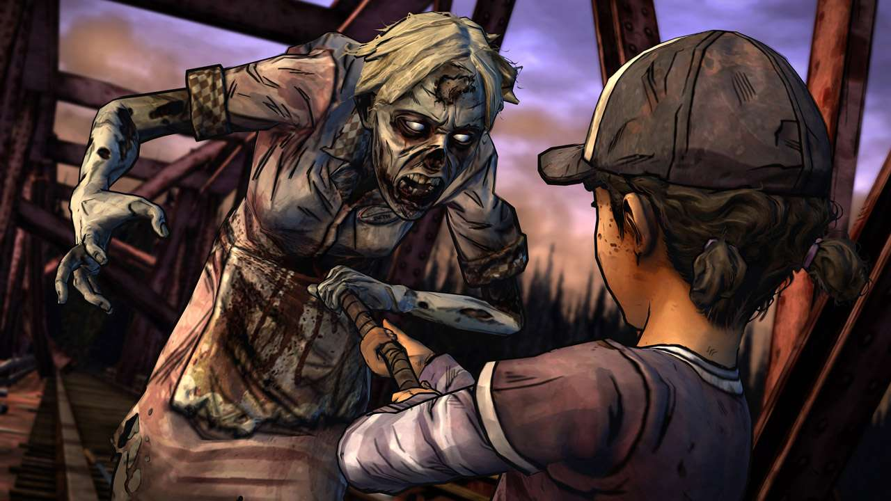 The Walking Dead: Season 2 Captura 3