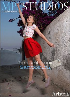 [MPLStudios.com] 2021.01.08 Aristeia - Postcard from Santorini [Glamour] [4000x2668, 54 photos]