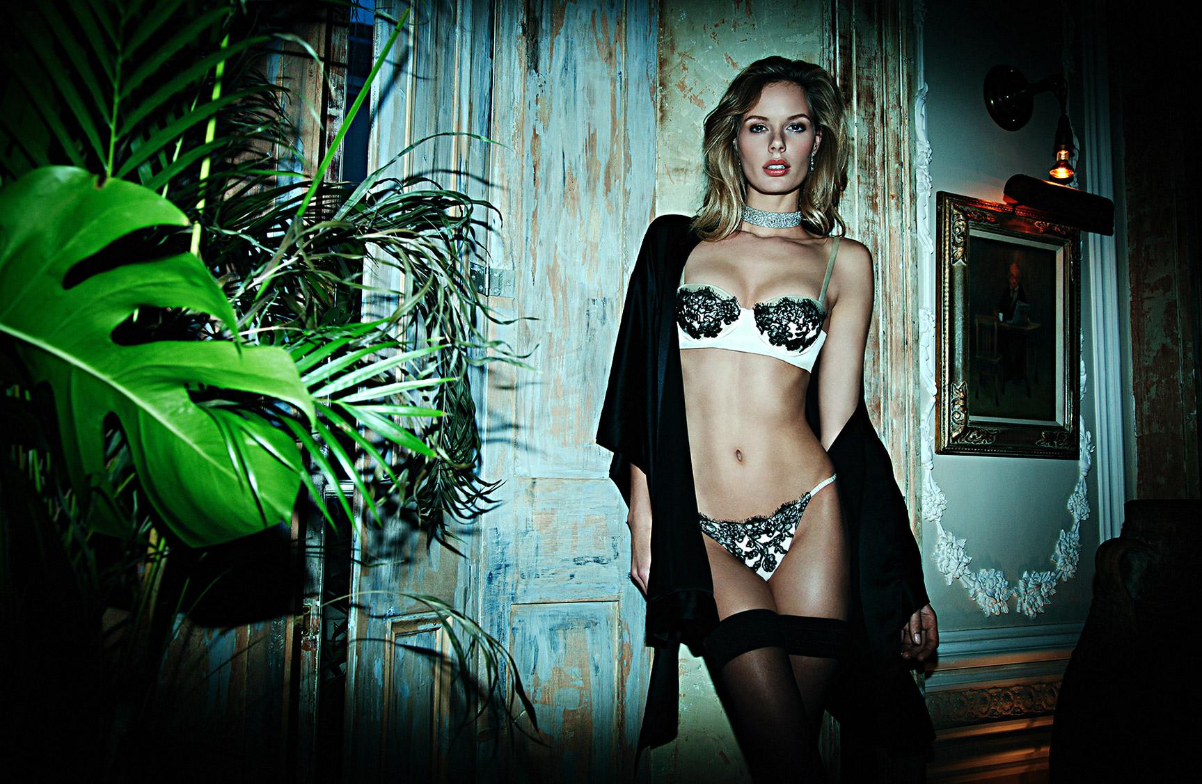 Luna Mae London lingerie fall/winter 2016/17 by Richard Bernardin