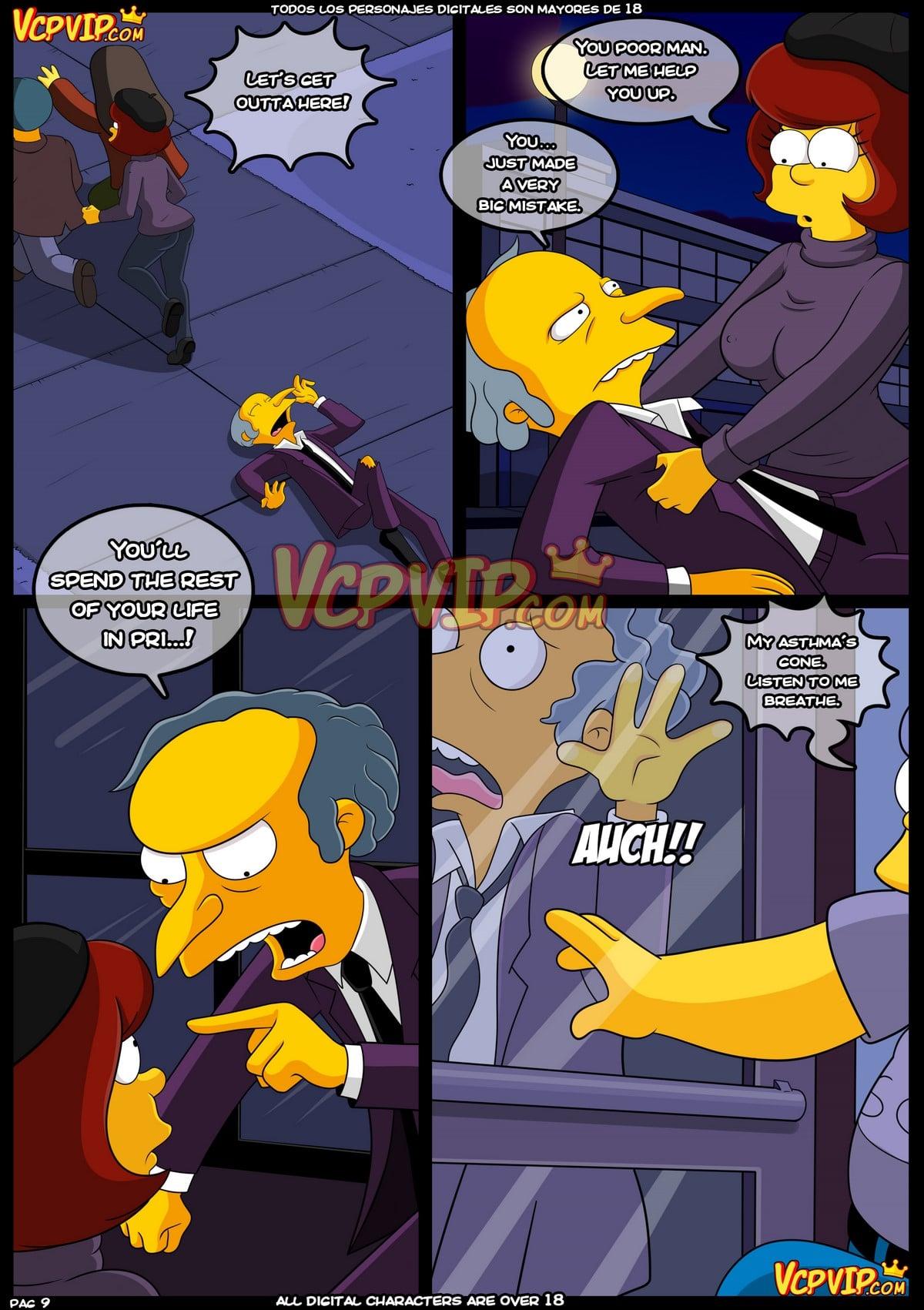 (English) Simpsons: Mum (Original VCP) - 9
