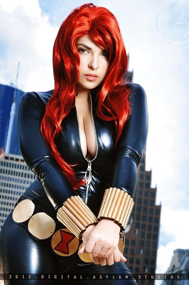 Sexy hot girl cosplay-8134