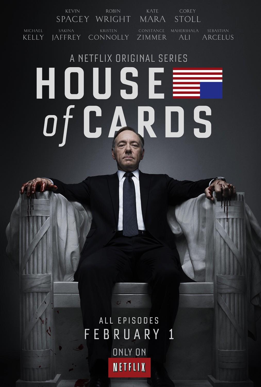 House of Cards Season1 S01 720p BluRay HEVC