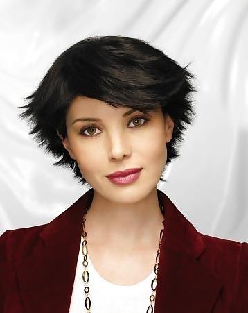 Best hair style for short hair girl-4823