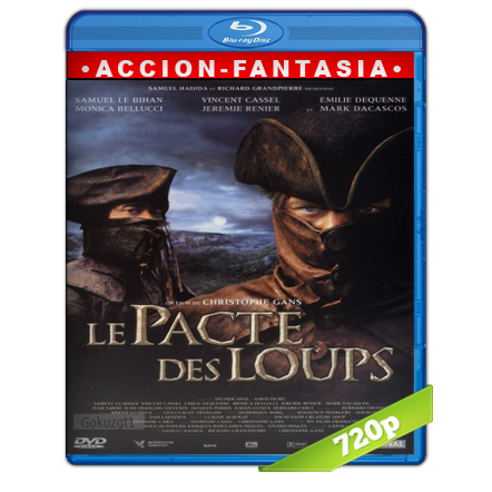 Pacto De Lobos (2001) BRRip 720p Audio Trial Latino-Castellano-Ingles 5.1