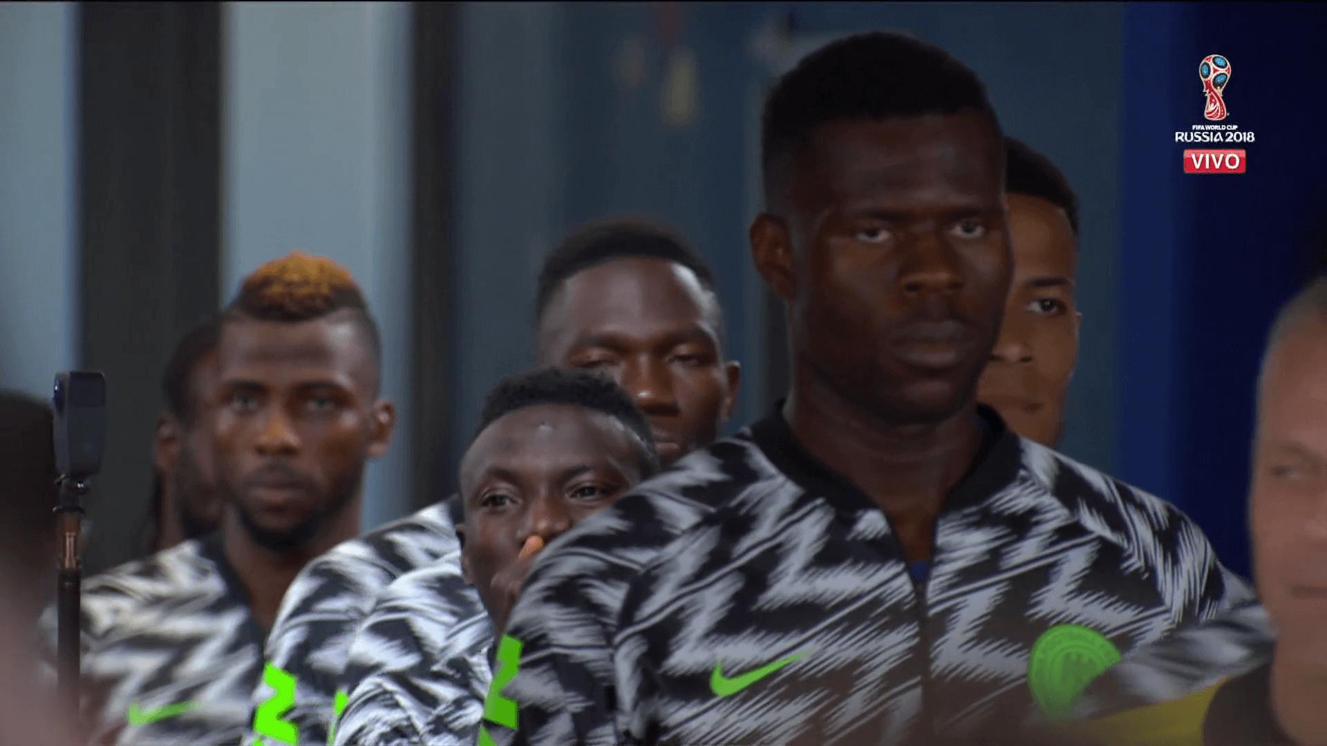 Nigeria vs Argentina messi gol