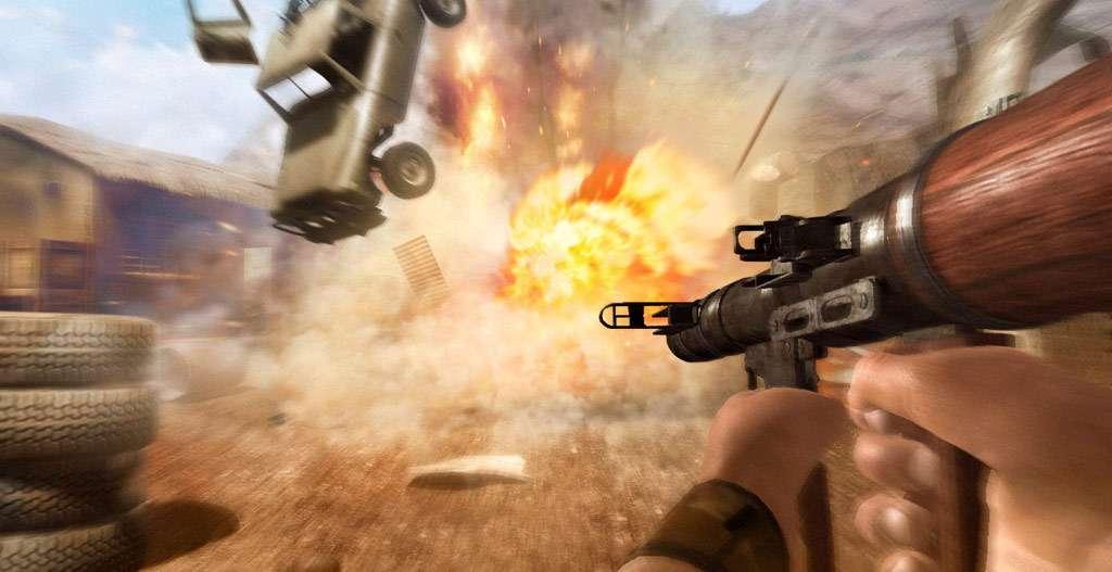Far Cry 2: Fortune's Edition Captura 2