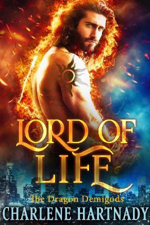 Lord of Life (The Dragon Demigo   Charlene Hartnady