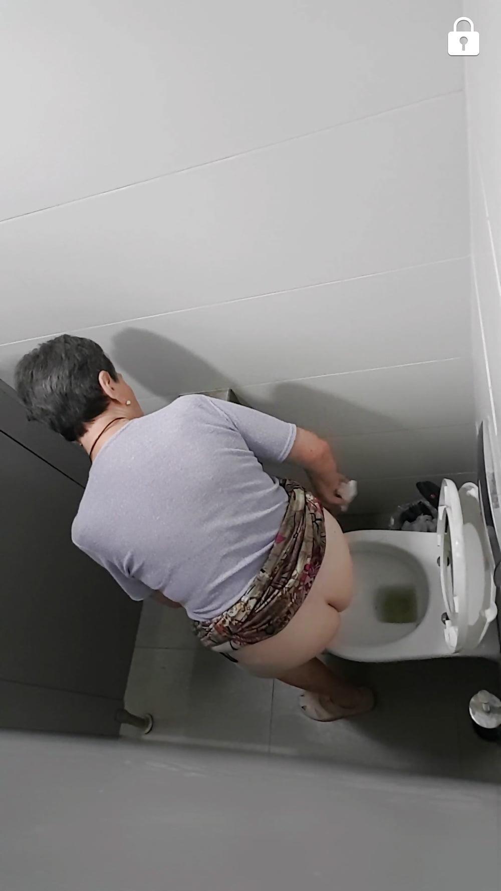 Public toilet spy cam porn-7869