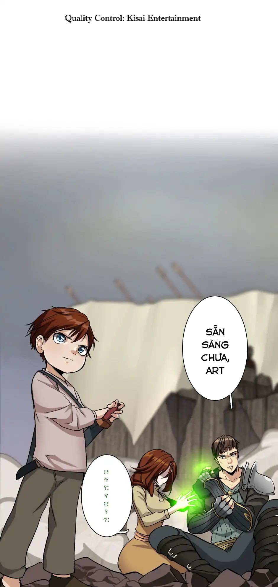 The Beginning After The End chap 10 - Trang 14