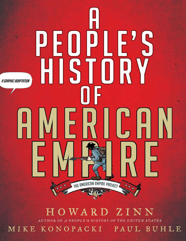 A People's History of American Empire (2008)