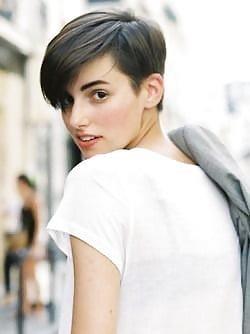 Best hair style for short hair girl-5163