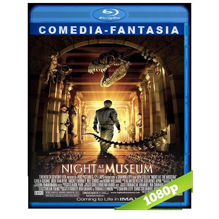 Una Noche En El Museo 1 1080p Lat-Cast-Ing 5.1 (2006)