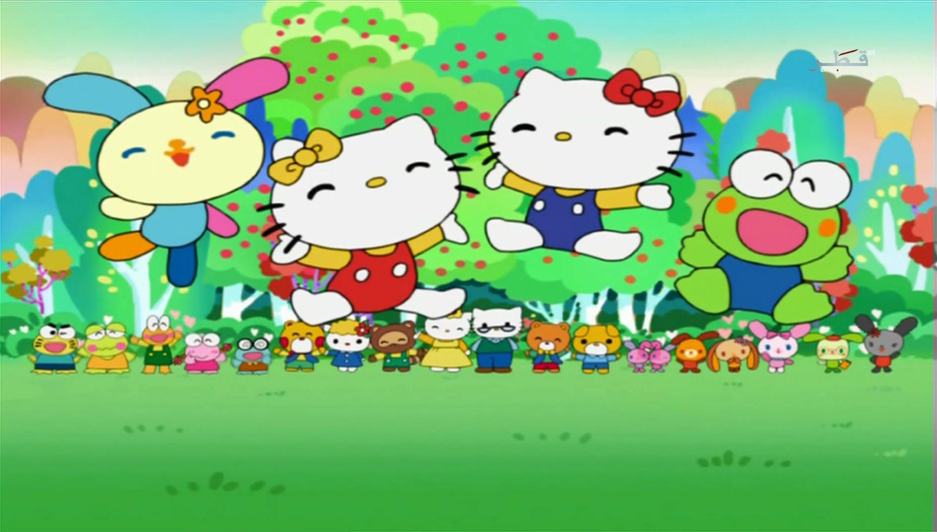 [هلو كيتي / Hello Kitty][62 حلقة][1080p]