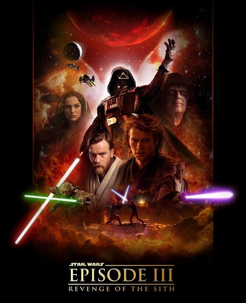Gwiezdne wojny: Część III - Zemsta Sithów / Star Wars: Episode III - Revenge of the Sith (2005) MULTi.REMUX.2160p.UHD.Blu-ray.HDR.HEVC.ATMOS7.1-DENDA / LEKTOR, DUBBING i NAPISY PL