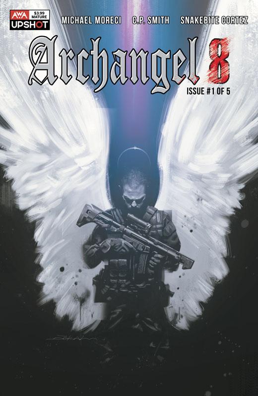 Archangel 8 #1-5 (2020) Complete