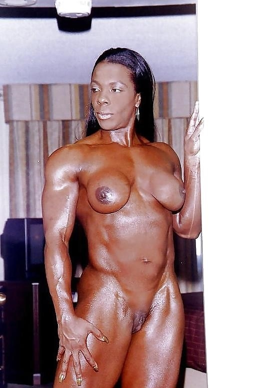 Female bodybuilders with huge clits-9005