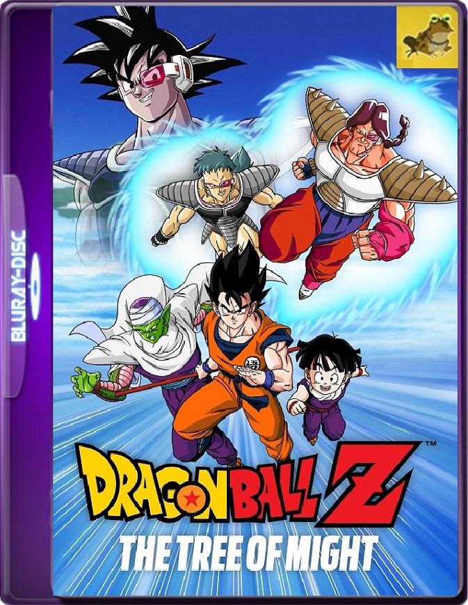 Dragon Ball Z: La Batalla Más Grande De Este Mundo Está Por Comenzar (1990) Brrip 1080p (60 FPS) Latino