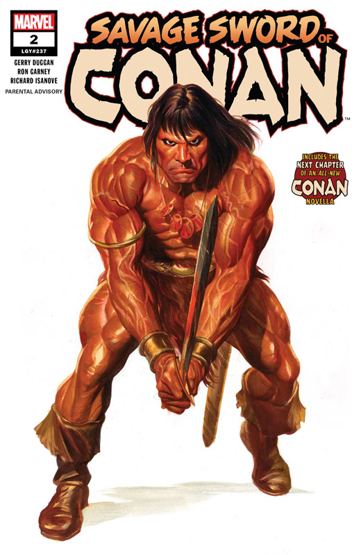 Savage Sword of Conan #1-10 (2019)