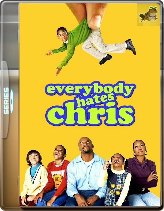 Todos Odian A Chris (Temporada 1) (2005) WEB-DL 1080p (60 FPS) Latino / Inglés
