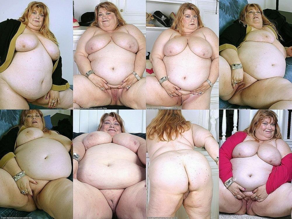 Sexy fat white women-8483