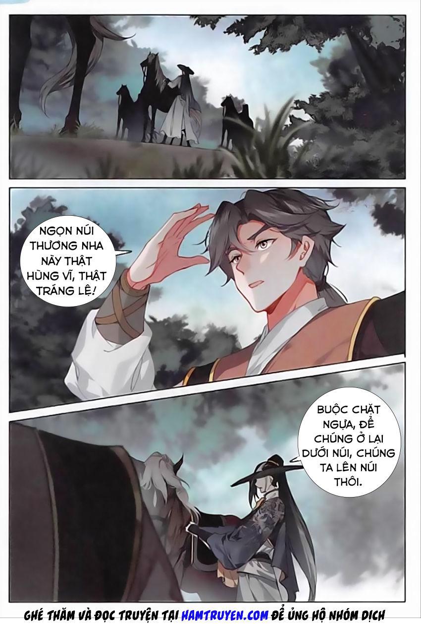 Phi Kiếm Vấn Đạo Chapter 15 - Trang 6