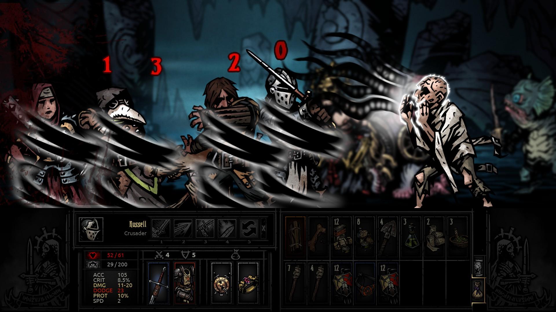 Darkest Dungeon Captura 3