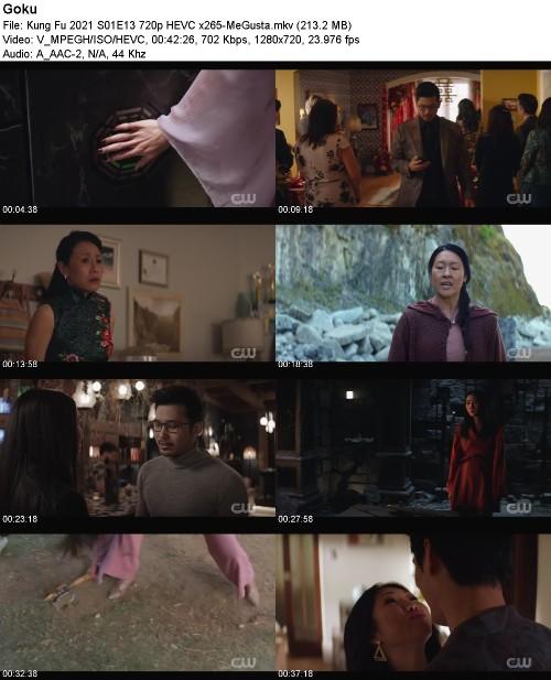 Kung Fu 2021 S01E13 720p HEVC x265-MeGusta