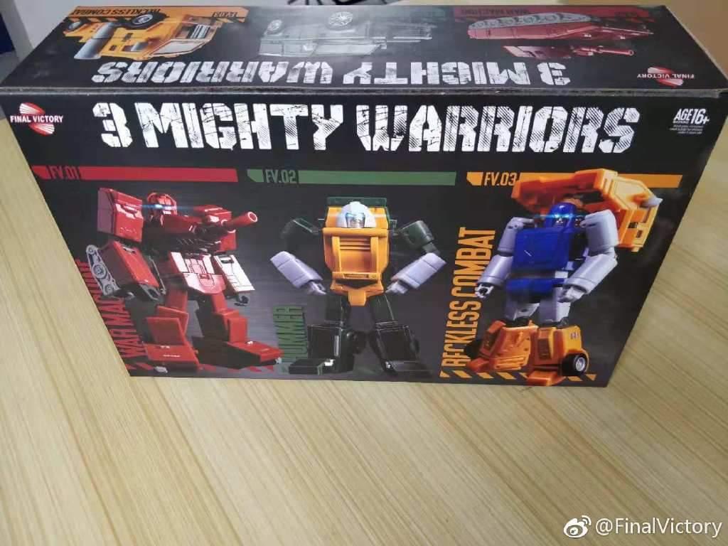 [Final Victory] Produit Tiers - Jouets Masterpiece des Minibots G1 - Brawn/Bruto, Warpath/Trajecto, Huffer/Grognon - Page 2 Mr67lY9g_o