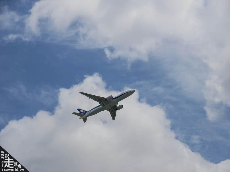瀨長島看飛機
