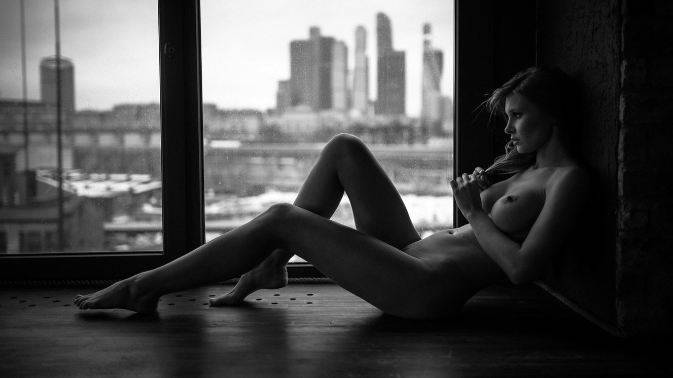 Марина Полнова / Marina Polnova nude by Georgy Chernyadyev