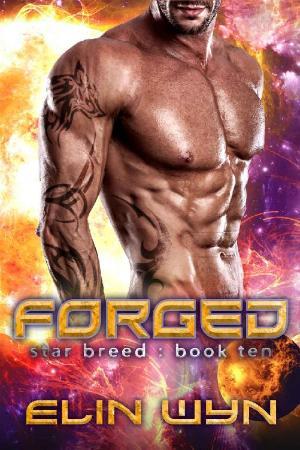 Forged  A Science Fiction Roman - Elin Wyn