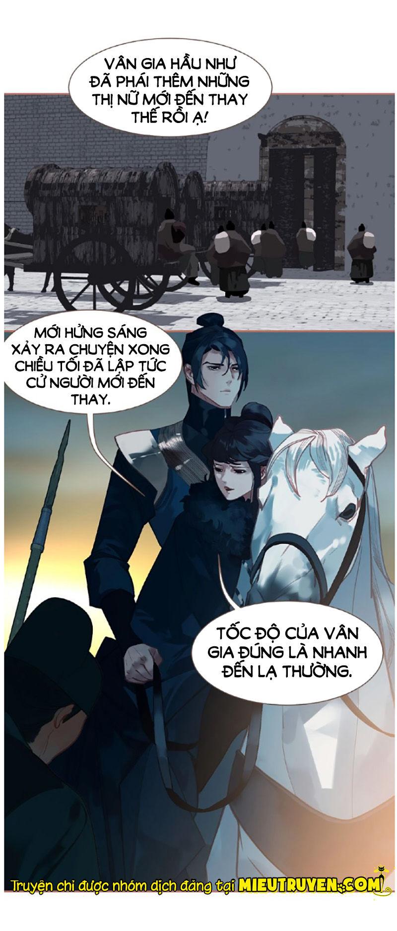 Nhất Đại Linh Hậu Chapter 72