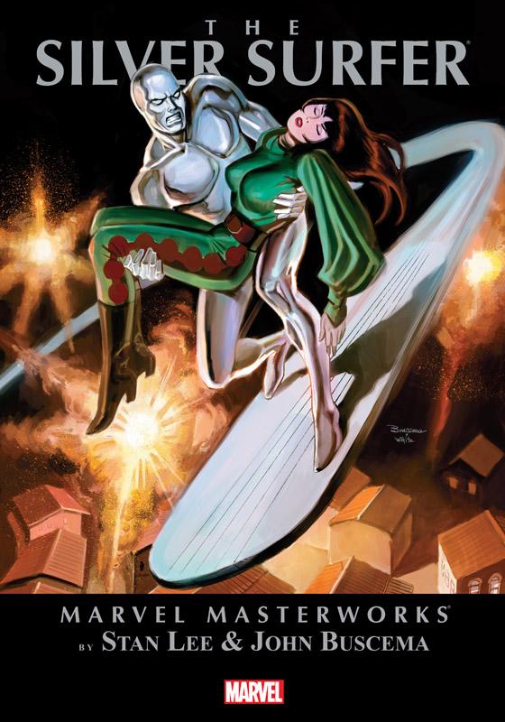Marvel Masterworks - Silver Surfer v02 (2010)