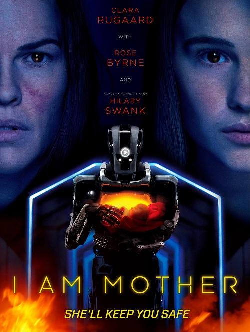 Jestem matką / I Am Mother (2019) MULTi.720p.BluRay.x264.DTS.AC3-DENDA / LEKTOR i NAPISY PL