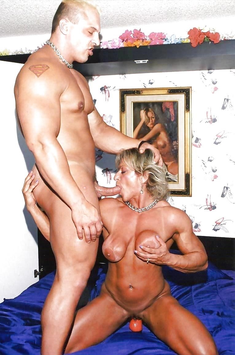 Female bodybuilders with huge clits-4246