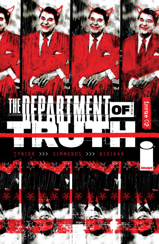 The Department of Truth #1-7 (2020-2021)