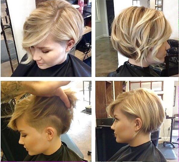 Short bob haircut black girl-1462