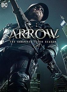 Arrow Season5 S05 720p 10-Bits BluRay