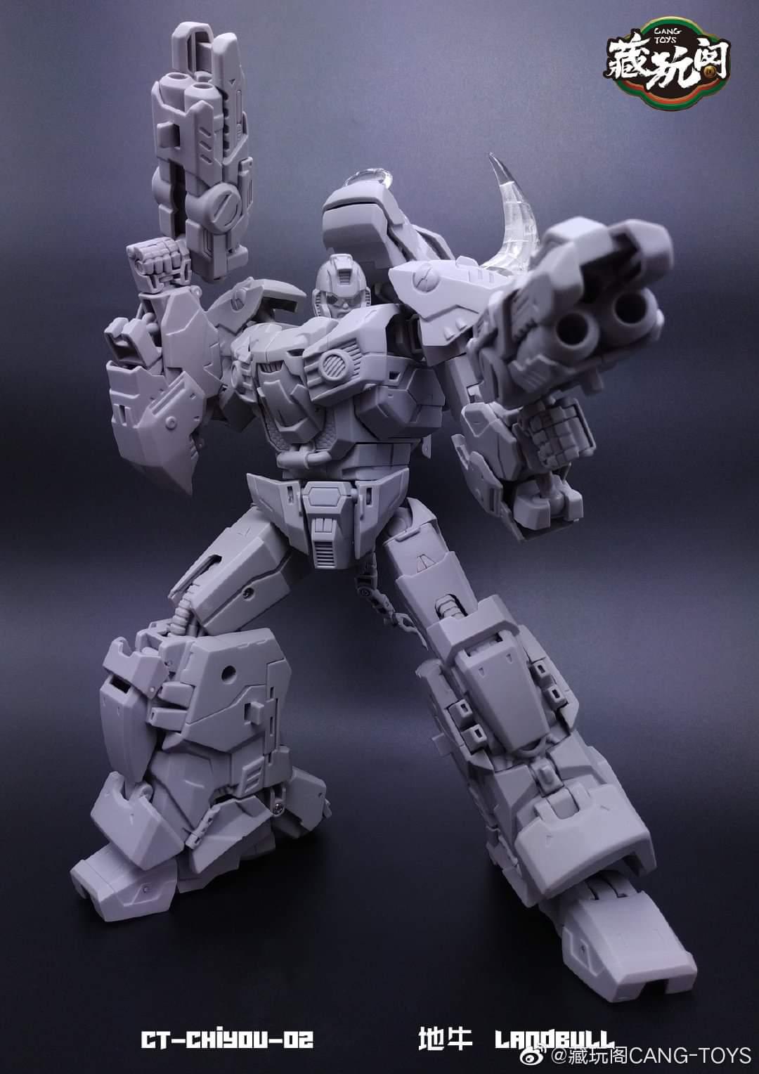 [Toyworld][Cang-Toys] Produit Tiers - Thunderking/Chiyou - aka Predaking/Prédaroi (Prédacons) M1VpRU5I_o